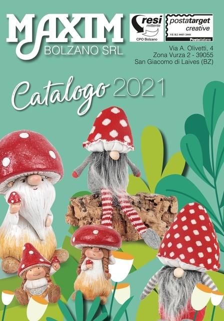 MAXIM CATALOGO 2021